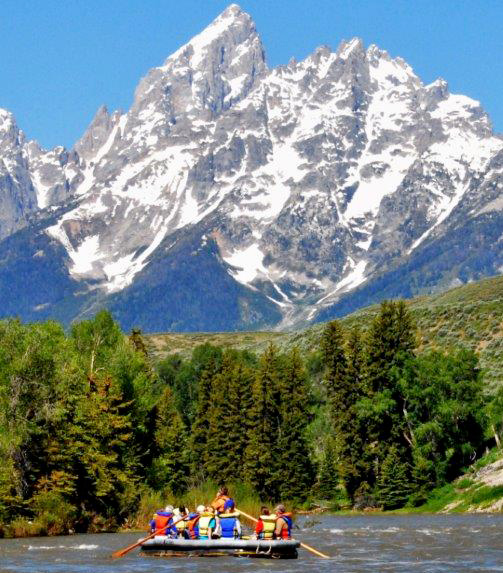 Grand Teton Scenic Float